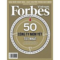 Forbes Việt Nam số 85 -  50 công ty niêm yết tốt nhất