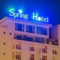 Spring Hotel 3* Vũng Tàu 2N1Đ Ngay Biển, Miễn Phí...