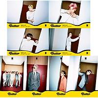 Bộ 8 tấm poster BTS Butter