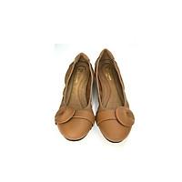 Giày búp bê nữ đế bằng Pierre Cardin PCWFWSC020GLD