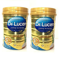 2 Hộp Sữa Bột Nutifood DR. Lucen Canximax 900 Gr