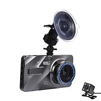 Camera Hành Trình Tự Động Bật Tắt Kèm Màn Hình Cho Ô Tô (4 Inch HD1080P)