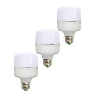3 Bóng đèn Led trụ 12w tiết kiệm điện sáng trắng-vàng nắng Posson LC-N12-12G