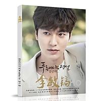 Album ảnh Photobook Lee Min Ho