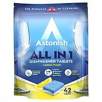 Viên rửa chén bát all in 1 Astonish C2170 - 42 viên
