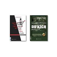 Combo 2 cuốn : Marketing du kích+ Người bán hàng giỏi phải bán mình trước ( tặng 1 giá đỡ iring dễ thương)