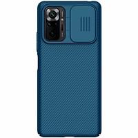 Ốp lưng cho Redmi Note 10 Pro – Redmi Note 10 Pro Max Nillkin bảo vệ camera - Hàng nhập khẩu