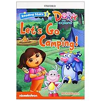 Reading Stars: Level 2: Dora The Explorer: Let's Go Camping!