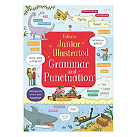 Sách tiếng Anh - Usborne Junior Illustrated Grammar and Punctuation