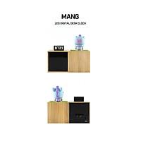 ĐỒNG HỒ ĐỂ BÀN PHIÊN BẢN BT21 BABY LED DIGITAL DESK CLOCK