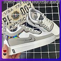 [Hình Thật + Video]  Giày thể thao nam,Giày nam sneaker tăng chiều cao,Giày Thể Thao Nam StreetStyle - Giày nam Trending 2021 GNW1