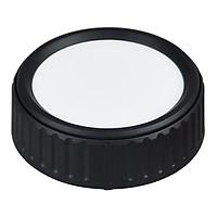 Nắp Đậy Đuôi Lens Canon Viết Được - Hàng Nhập Khẩu