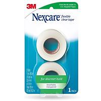 Bộ 2 cuộn băng keo y tế trong suốt cao cấp Nexcare 3M BKYT-771-2PK
