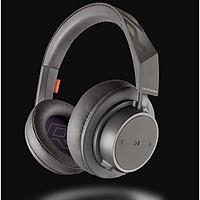 Tai nghe Plantronics BackBeat GO 600 – Màu xám (211393-990) - hàng chính hãng: Tai nghe không dây, tiện dụng, có mic, có khả năng kết nối đồng thời 2 thiết bị