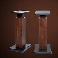 Chân loa AJ-102 gỗ cao cấp - giá để loa cao cấp