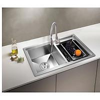 Chậu Rửa Bát EUP18246 EUROGOLD - Hàng chính hãng