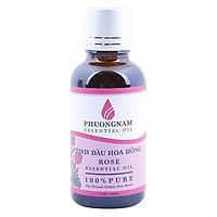 Tinh Dầu Hoa Hồng PhuongNam Essential Oil - 30ml