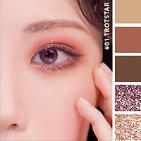 Bảng Màu Mắt BBia Final Shadow Palette - BBia Offical Store