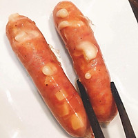 Xúc xích phô mai ăn lẩu - nướng đều ngon gói 250g