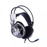 Tai nghe chơi game Somic G955, âm thanh giả lập 7.1 , microphone, jack cắm USB, đèn Led - Hàng chính hãng