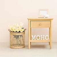Tủ đầu giường gỗ sồi MOHO MILAN 901