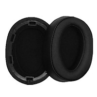 Replacement Ear Pads Ear Cushions For Sony MDR-100ABN MDR-100AAP MDR-100A Headphones
