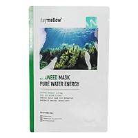 Mặt Nạ Thải Độc Da Chiết Xuất Tảo Biển Daymellow Seaweed Mask Pure Water Enegry (27ml)