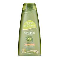 Dầu Gội Oliu Cho Tóc Khô Và Hư Tổn Dalan D'Olive Shampoo Nutrition Repairing Care (400ml)