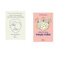Combo 2 cuốn sách: Proust có thể thay đổi cuộc đời bạn như thế nào  + Tâm lý học thực tiễn