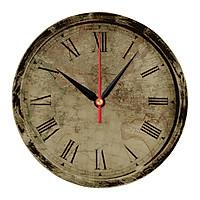 Đồng hồ trang trí tường độc đáo DHT-146