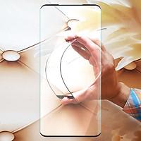 Miếng kính cường lực cho Samsung Galaxy S20 Ultra Full màn hình - Đen