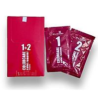 Bộ bóc màu thuốc nhuộm tóc Elgon Colorcare Color Remover 30mlx12
