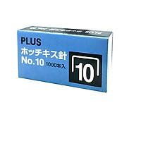 Combo 5 hộp Kim bấm số 10 Plus 30-112VN