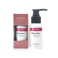 Sữa dưỡng thể thiên nhiên AZIAL Calming Body Lotion, dưỡng ẩm, giải độc tố, chai 50ml