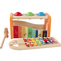 Trò chơi âm nhạc từ gỗ Xylophone cho bé