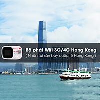 Bộ Phát Wifi 3G Hong Kong (Nhận Tại Sân Bay Quốc Tế Hong Kong)