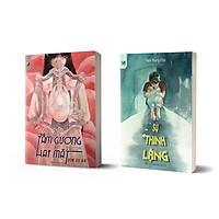Combo sách trinh thám Hàn Quốc (2 cuốn): Tấm gương hai mặt + Sự thinh lặng