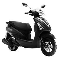 Xe Máy Yamaha Acruzo Deluxe - Đen Nhám
