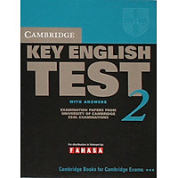 Cam Key English Test 2 with Answers - VN Edition