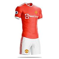 Bộ quần áo bóng đá câu lạc bộ Manchester United - Áo bóng đá CLB ngoại hạng Anh - Bộ đồ bóng đá đẹp