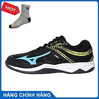 Giày thể thao cầu lông Mizuno THUNDER BLADE 2 V1GA197023, V1GA197007 mẫu mới có 2 màu