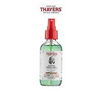 Nước hoa hồng không cồn Thayers cao cấp giúp ngừa lão hóa da - Hương dưa leo và dưa hấu 118ml