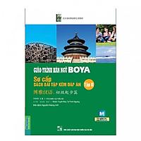 Giáo trình Hán ngữ BOYA sơ cấp – tập 2 sách bài tập kèm đáp án ( bản 2019 tặng Bookmark)