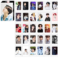 Lomo card BTS JUNGKOOK