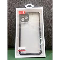 Ốp lưng chống sốc XUNDD dành cho iPhone 11 / 11 Pro / 11 Pro Max, Viền TPU, Chống sốc, Mặt lưng vân Carbon trong (Carbon series) - Hàng nhập khẩu