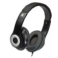 Tai nghe Verbatim Stereo Headphone Classic ( Màu đen) - Hàng chính hãng