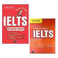 Combo Sách Học Tiếng Anh Hiệu Quả: The Key To Your IELTS Speaking Target + Check Your English Vocabulary For IELTS / Cẩm Nang Học Nhanh Nhớ Lâu