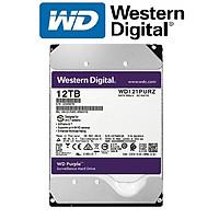 Ổ Cứng di động HDD WD Purple 12TB 3.5 inch Sata 3 - Hàng Nhập Khẩu