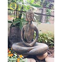 Tượng Phật Thiền Đan Tay- Có Thể Trưng Sân Vườn