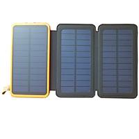 Pin sạc năng lượng mặt trời 10000mAh